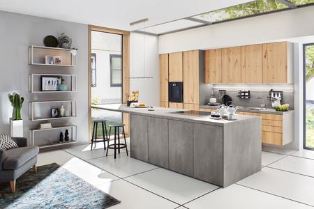 Traumküchen aus Oranienburg in unserer Küchenausstellung