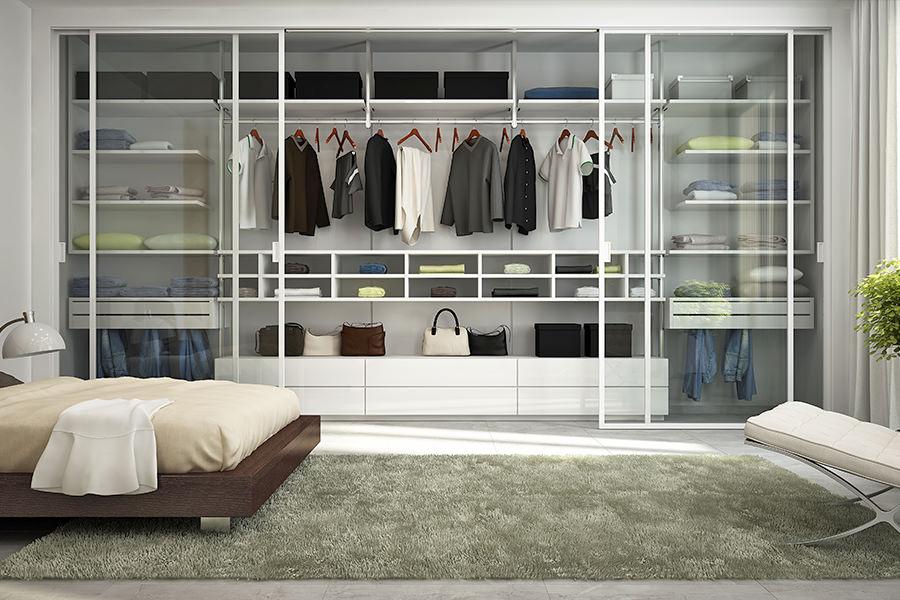 schranksysteme individueller ma geschneiderter stauraum. Black Bedroom Furniture Sets. Home Design Ideas